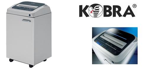 Kobra 310 TS CC2 paper shredder