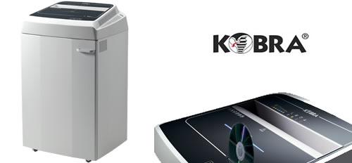 Kobra 410 TS C2 high security paper shredder rental