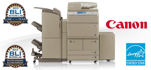 Canon imagerunner advance 6275i rental photocopier