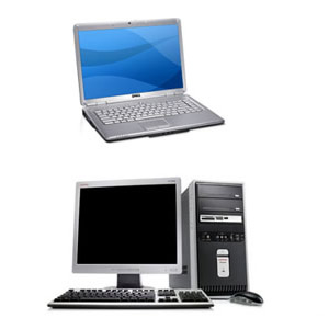 rent a pc or laptop computer