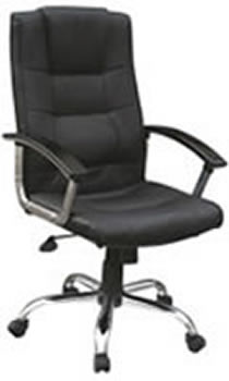 Rental High Back leather chair