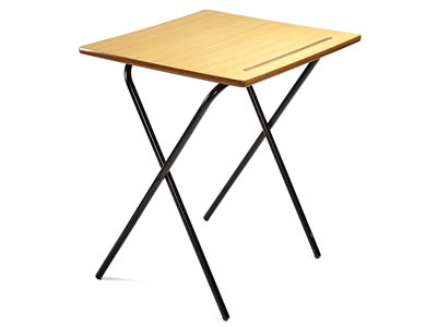 rental folding exam desk