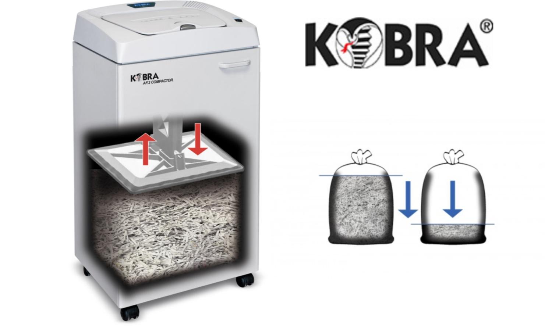 Kobra AF.2 Compactor Shredder Rental
