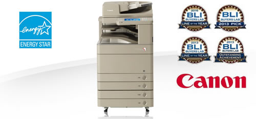 Canon imagerunner advance C5250 rental photocopier